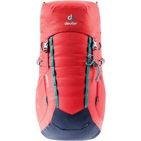 Deuter Climber Rucksack 22l Kinder chili/navy